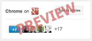 Badge Google + complet