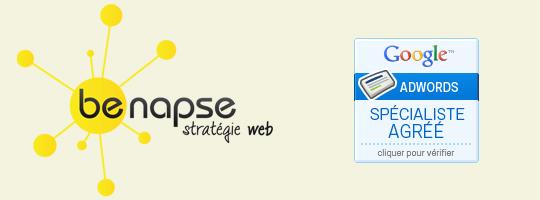 Agence certifiée Google Adwords Partner