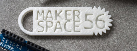 Fab Lab de Vannes, soutenu par MakerSpace56